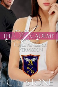 12 Days of Reviews & Giveaways: Forgiveness and Permission (The Academy #4) by C.L. Stone