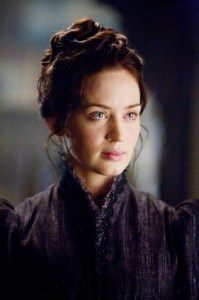 I think Emily Blunt would make a lovely Gerogina Appleby.
