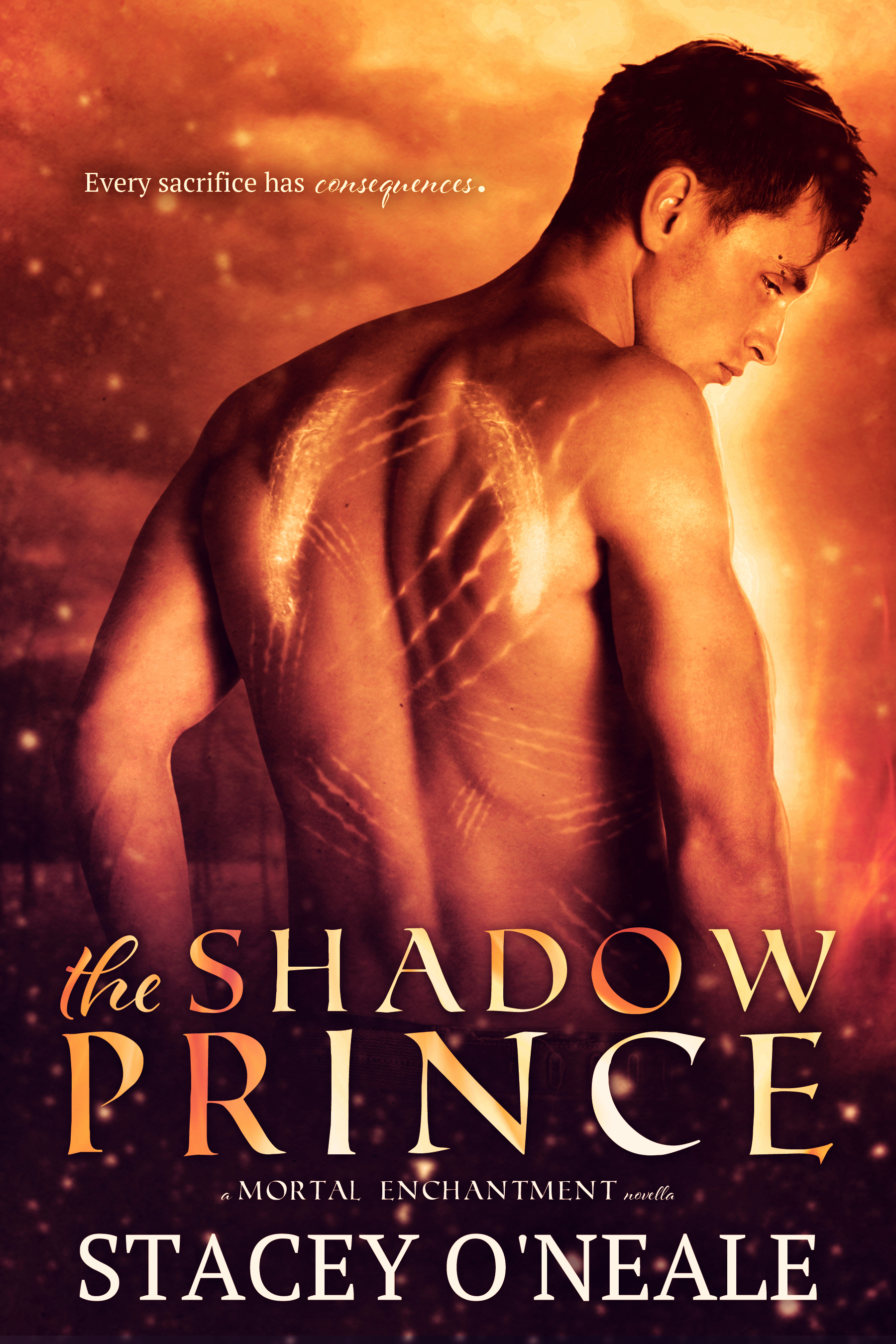 Cover Reveal: The Shadow Prince by Stacy O'Neale + Giveaway!