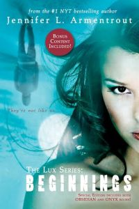 Cover Reveal: LUX: Beginnings by @JLArmentrout + Giveaway!