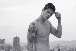 The yummy Diego Fragoso is not my perfect Rave, but he comes close.