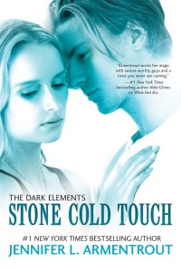 Cover Reveal: Stone Cold Touch by Jennifer L. Armentrout
