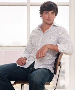Clark/Tom Welling as Zane.