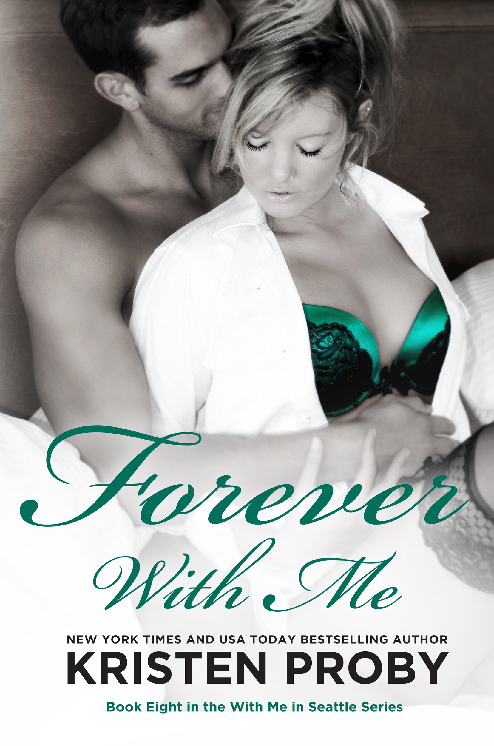 Cover Reveal: Forever With Me by Kristen Proby
