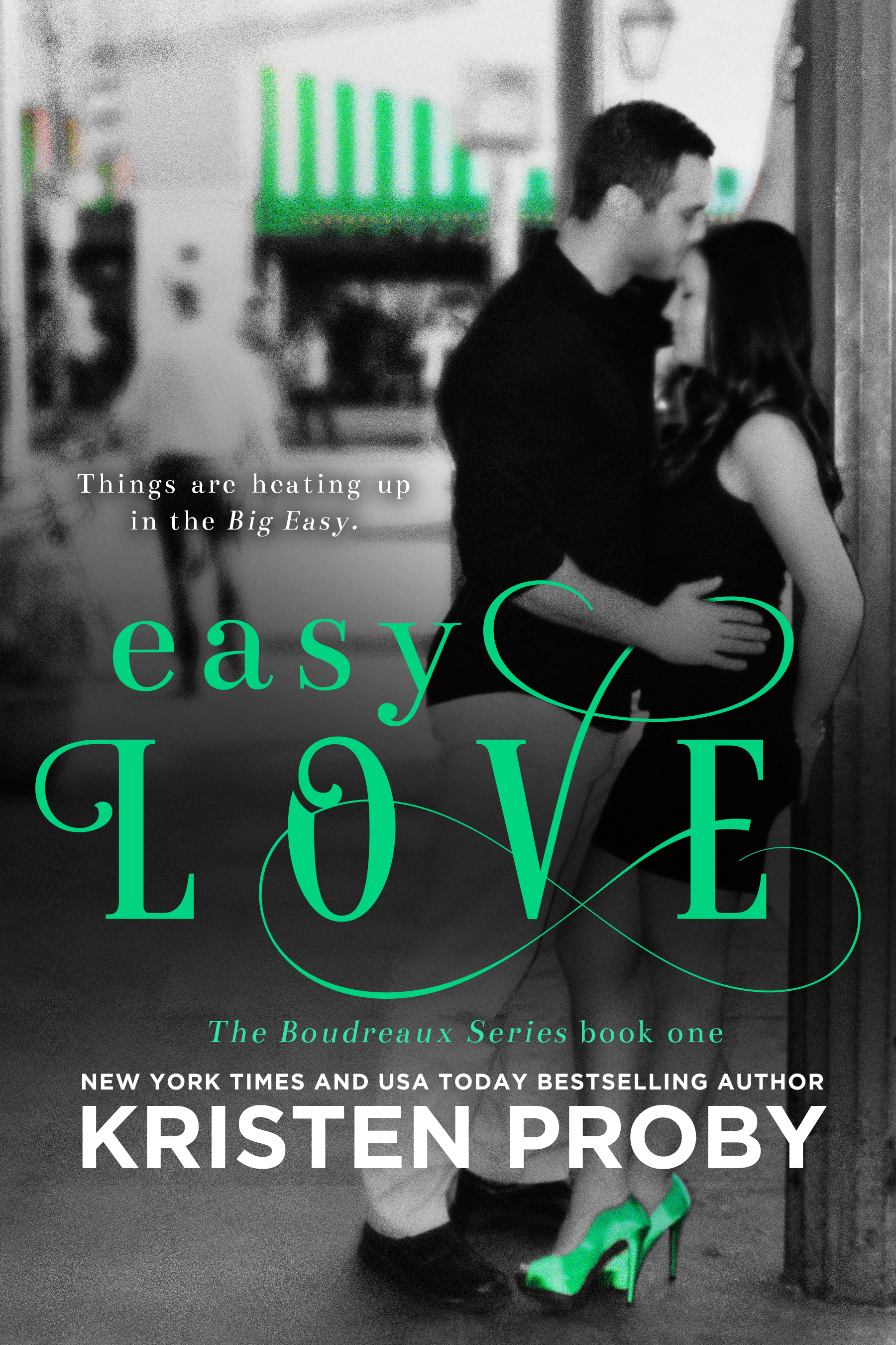 Cover Reveal: Easy Love by Kristen Proby