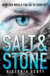 Blog Tour: Salt & Stone (Fire & Flood #2) by Victoria Scott + GIVEAWAY!!!