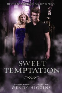Cover Reveal: Sweet Temptation by Wendy Higgins (Countdown + Giveaway!)