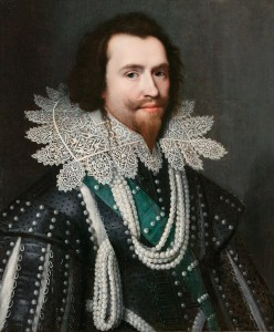 Duke of Buckingham King Charles I