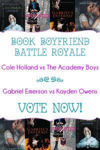 Book Boyfriend Battle Royale – Swoony 16! Matches 5 & 6! VOTE NOW!