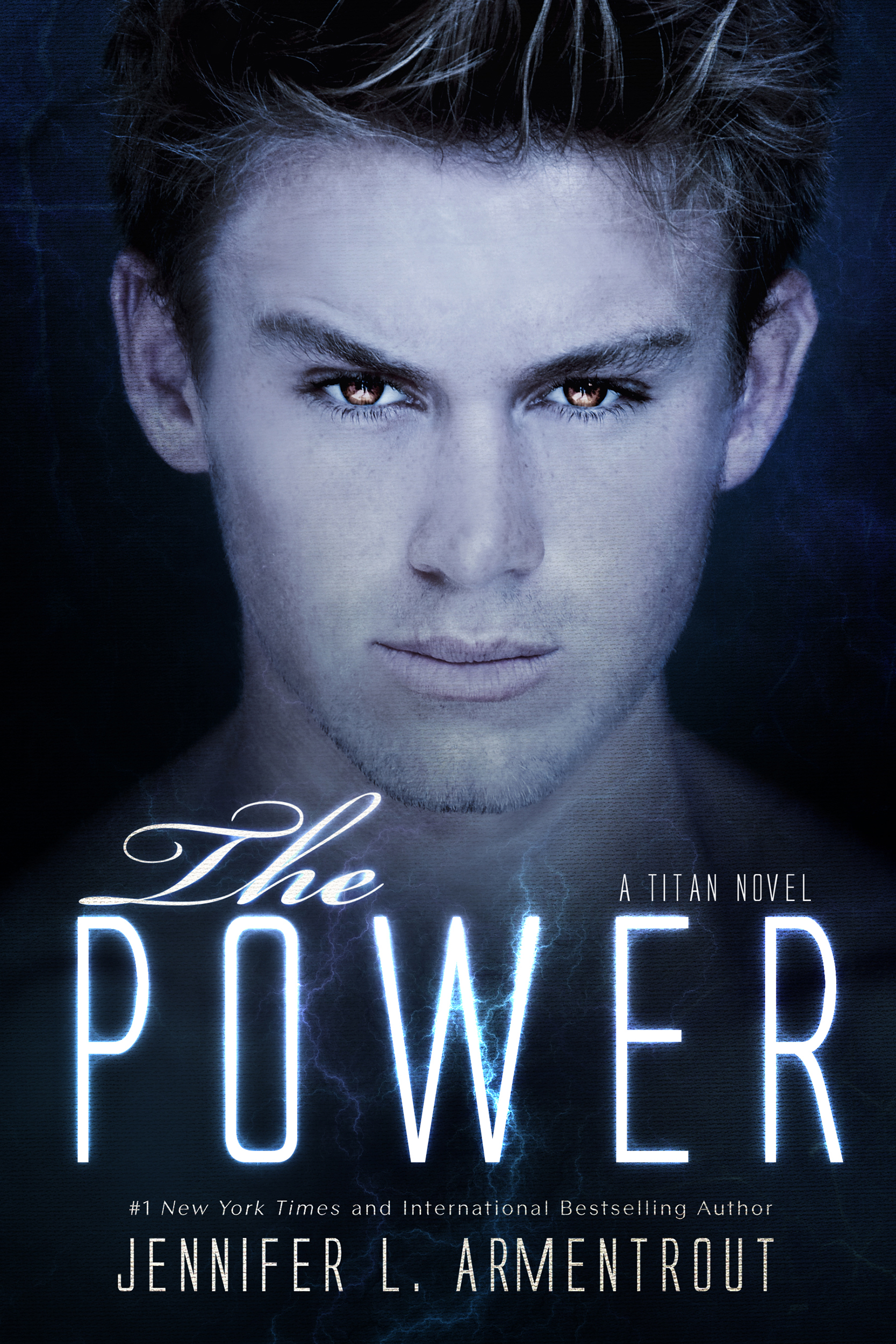 Cover Reveal & Countdown Widget for THE POWER by Jennifer L. Armentrout!