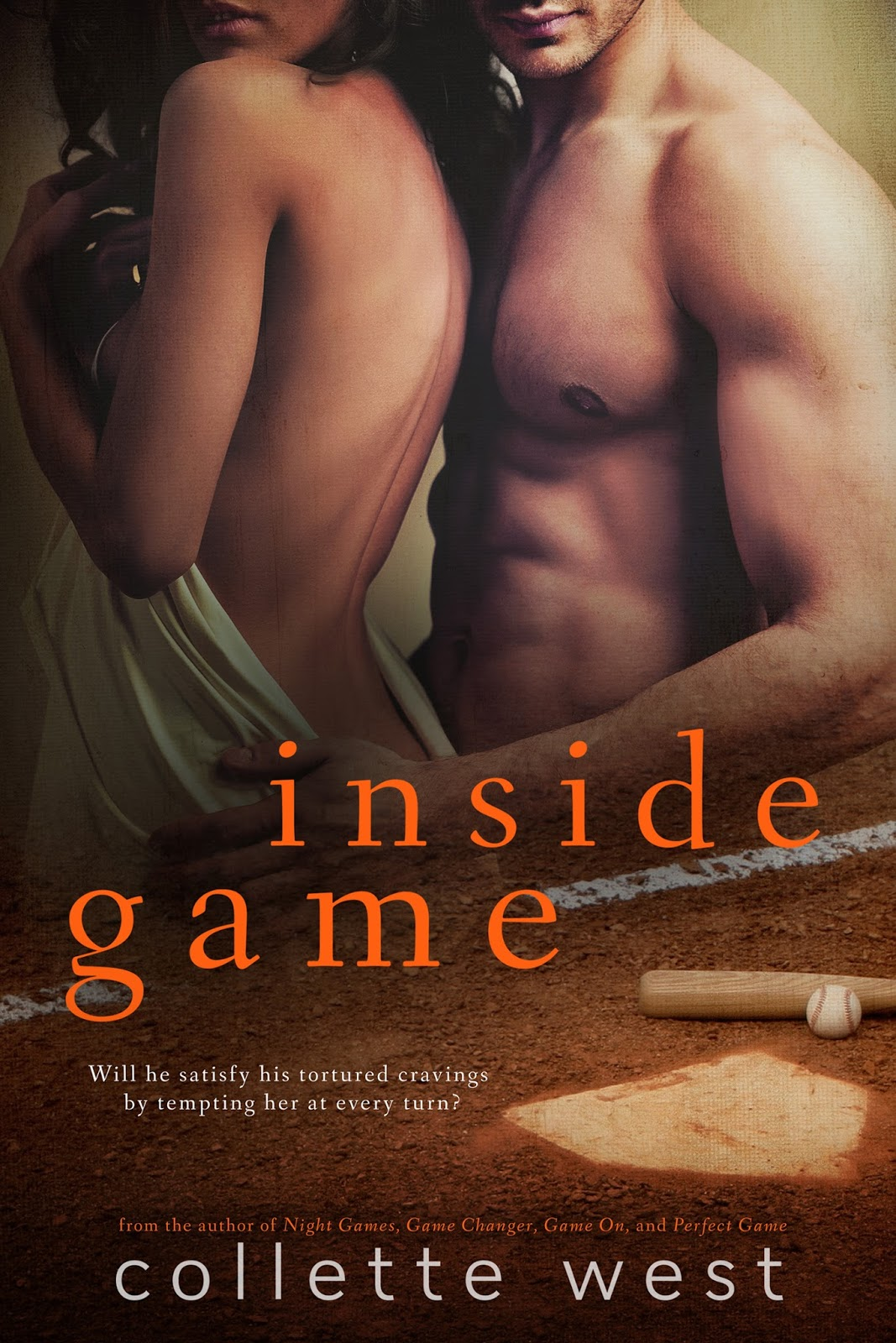 Blog Tour: Inside Game by Collette West