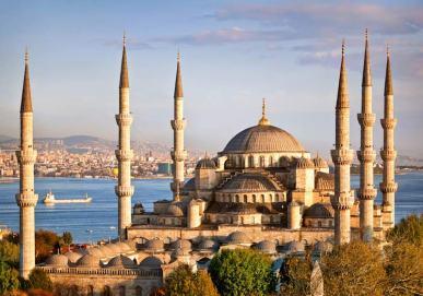 Some familiar Ottoman architecture