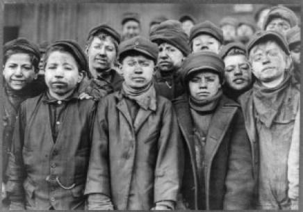 Penn boy miners