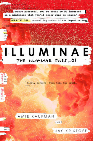 ILLUMINAE (The Illuminae Files #1) by Amie Kaufman & Jay Kristoff