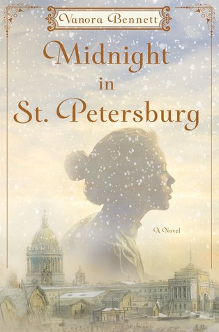 Midnight in St. Petersburg by Vanora Bennett