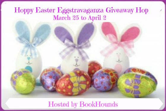 Hoppy Easter Eggstavaganza Giveaway Hop!