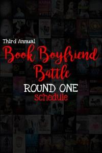 Book Boyfriend Battle 2016 Round One Schedule