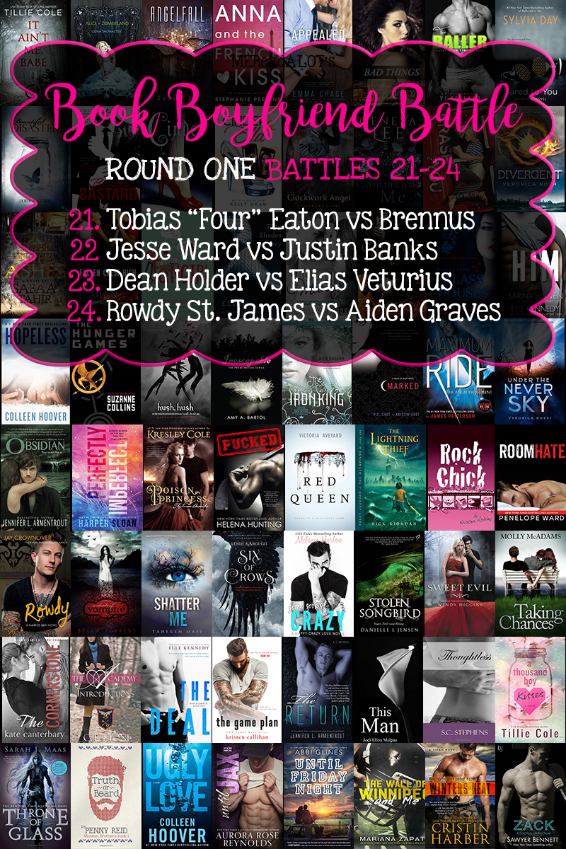 Book Boyfriend Battles 21-24