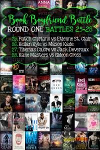 Book Boyfriend Battles 25-28