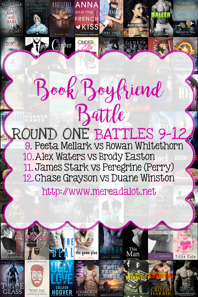 Book Boyfriend Battles 9-12