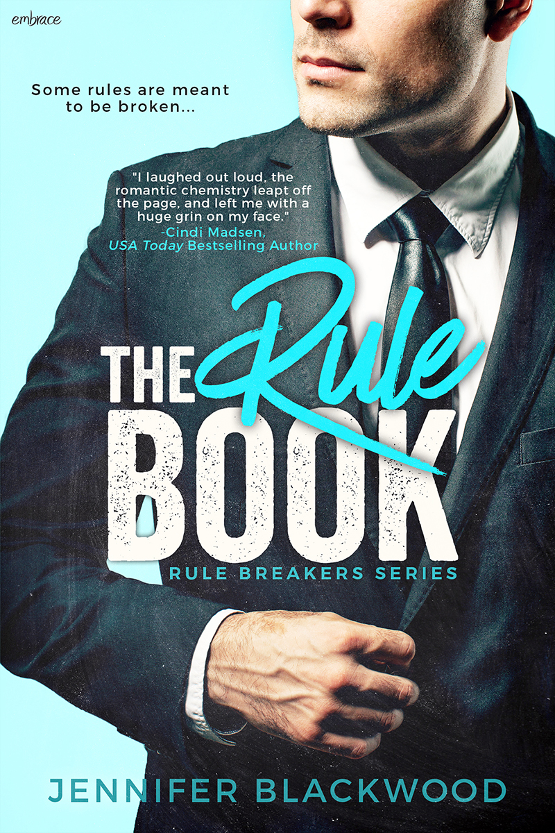 Review & Giveway: The Rule Book by Jennifer Blackwood