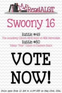 Book Boyfriend Battle SWOONY 16 – Battles 49 & 50