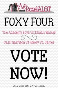 Book Boyfriend Battle – FOXY FOUR POLLS