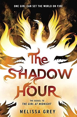 Blog Tour: The Shadow Hour by Melissa  + GIVEAWAY!!!