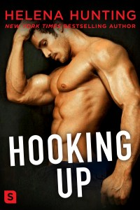 Cover Reveal & Countdown Timer: HOOKING UP by Helena Hunting