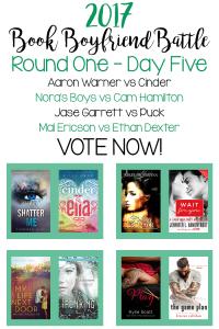 Book Boyfriend Battle – First Round – Day Five