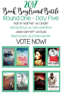 Book Boyfriend Battle – First Round – Day Five