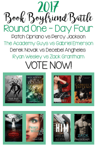 Book Boyfriend Battle – First Round – Day Four