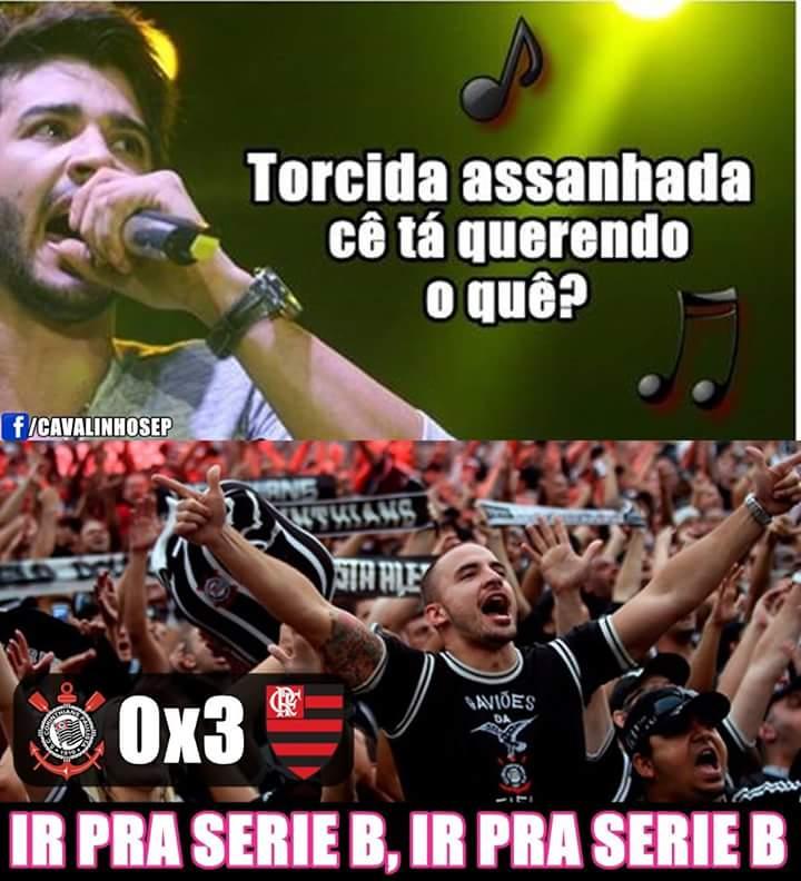 Flamengo pede música no Fantástico contra Corinthians
