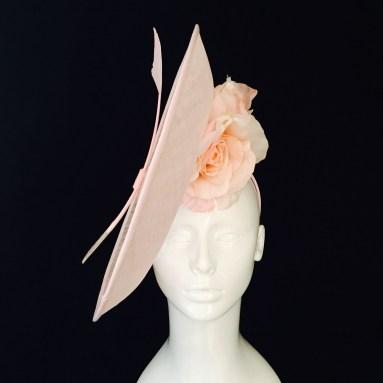 Hat by Georgiana Millinery