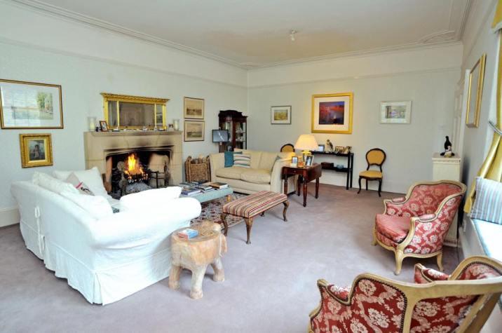 Castleton House Living Room