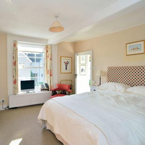 Castleton House Bedroom