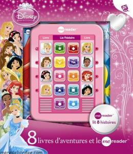 livre electronique princesses