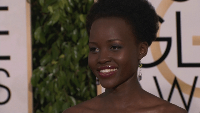 Image result for Lupita Nyong'o shares Weinstein story, hopes to end 'conspiracy of silence'