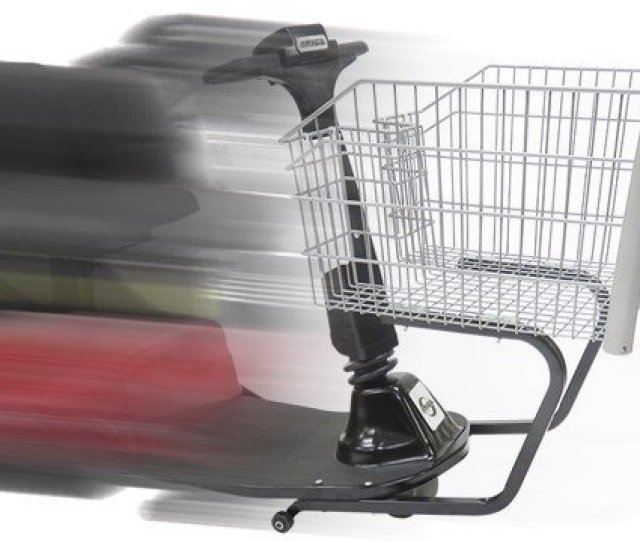 Need For Speed Thief Doesnt Get Far In Very Slow Motorized Grocery Cart