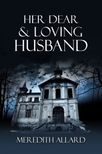 I love the covers for all of the Loving Husband books. They do a great job capturing the vampire/gothic feel of the novels.