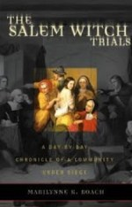 Salem Witch Trials Roach