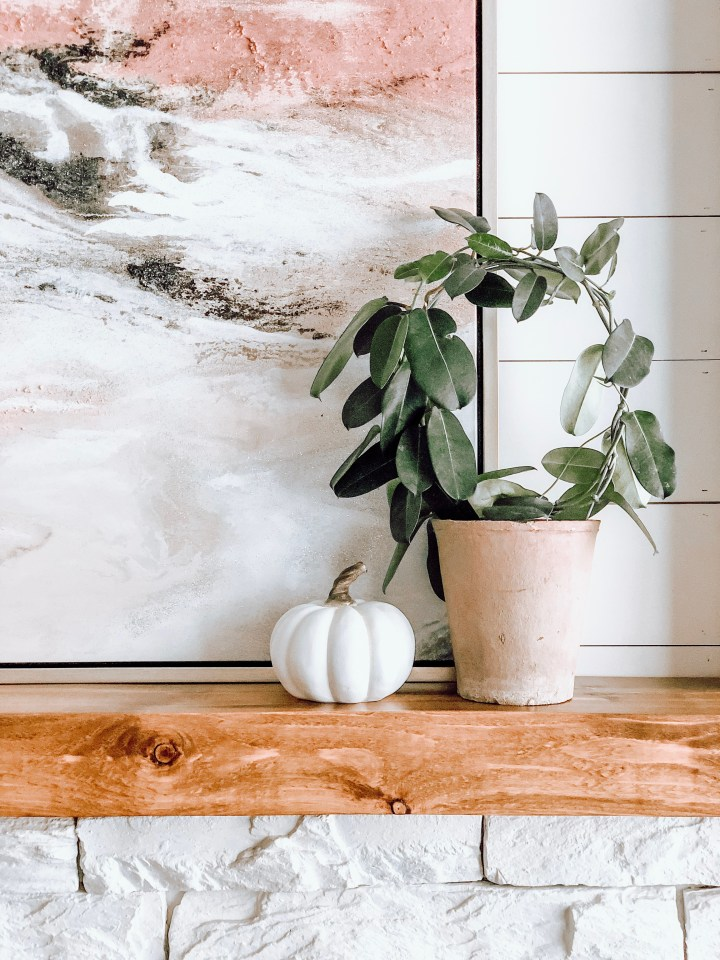 Overhaul for Fall Home Tour