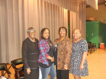 Mary Haralson Coleman, Starkishia, Lynette Stafford, Meredith Coleman McGee
