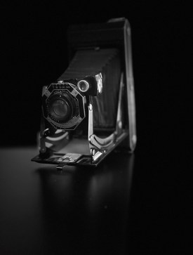 Photographic Treasure Hunt - Finding film in an 80 year old camera