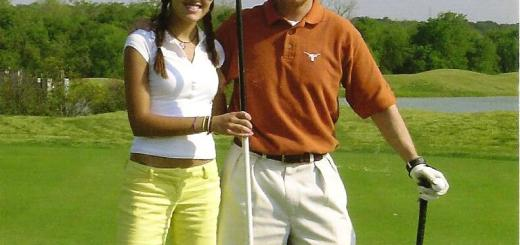 Dad-Mer-golf