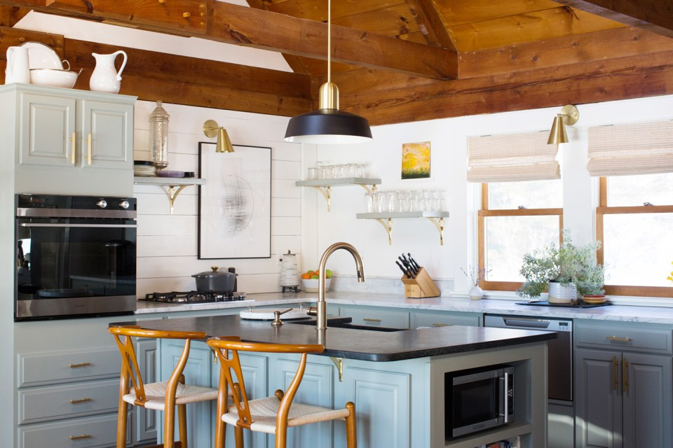 Michelle Peele Kitchen by Meredith Perdue