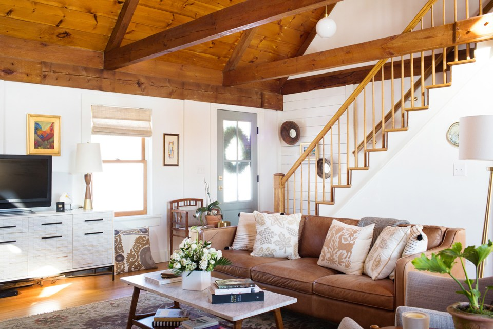 Michelle Peele Living Room by Meredith Perdue