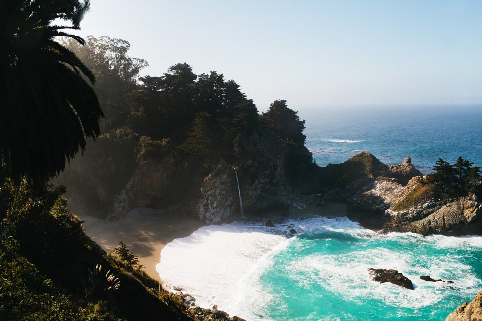 Big Sur by Meredith Perdue