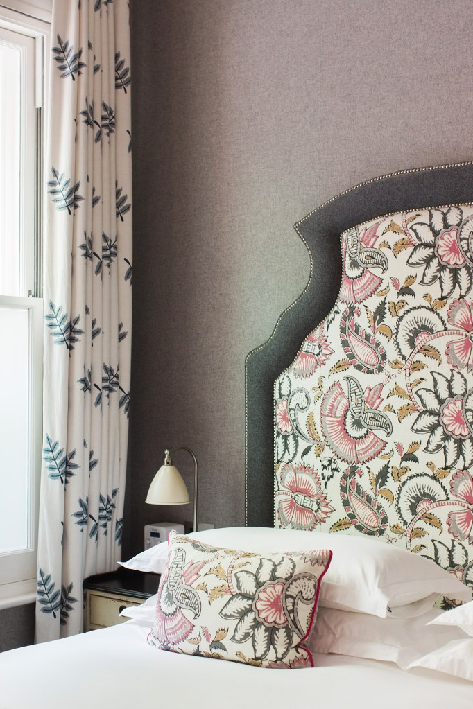 Kit Kemp Covent Garden Hotel by Meredith Perdue