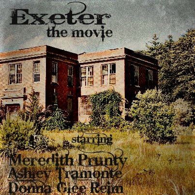Exeter, the movie. Meredith Prunty cast as lead role